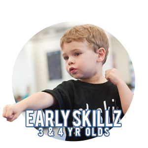 Early Skillz Martial arts in Hyde Park - National Martial Arts